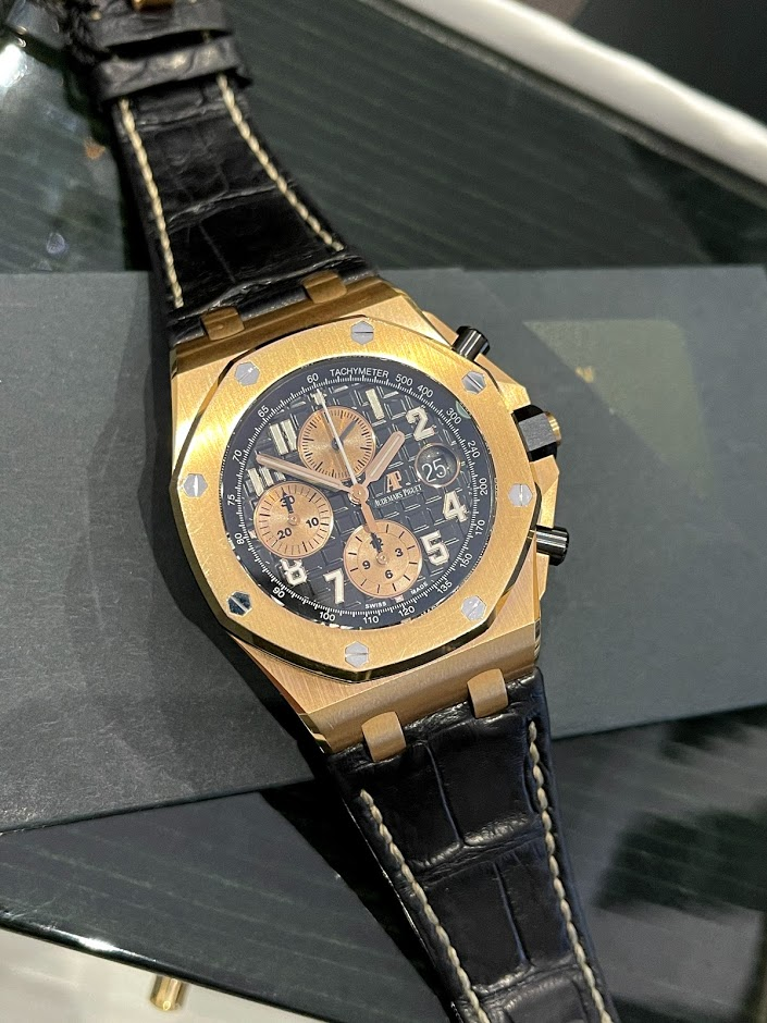 Royal Oak Offshore  Chronograph 42mm 26470OR.OO.A002CR.02 #1