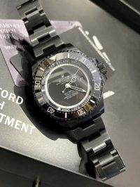 Швейцарские часы Rolex BAMFORD Deepsea 116660 PVD