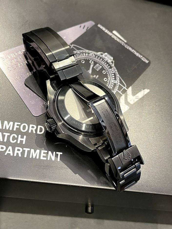 BAMFORD Deepsea 116660 PVD #2
