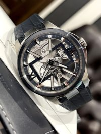 Швейцарские часы Ulysse Nardin Executive Skeleton X 3713-260-3/03