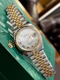Швейцарские часы Rolex Datejust 36 mm 116233-0203