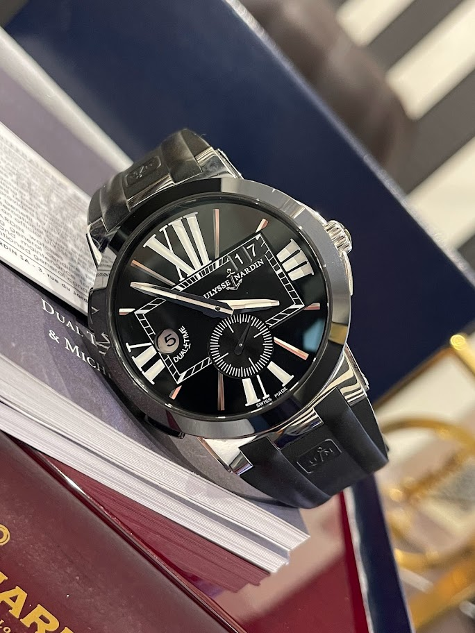 Dual Time Executive 243-00-3/42 #1