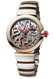 Швейцарские часы Bvlgari Lvcea Skeleton 102878