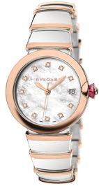 Швейцарские часы Bvlgari Lvcea 102384