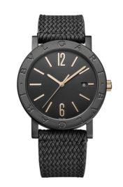 Швейцарские часы Bvlgari Solotempo 102929 BB41BBCLD/MB