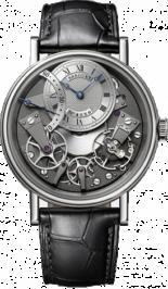 Швейцарские часы Breguet Tradition 7097BB/G1/9WU