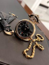 Швейцарские часы Bovet Amadeo Fleurier Complications 42 Triple Date AQMP003