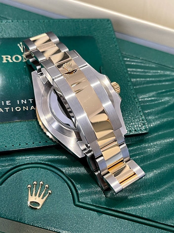 Submariner Date 41 mm Steel and Yellow Gold 126613ln-0002 #4