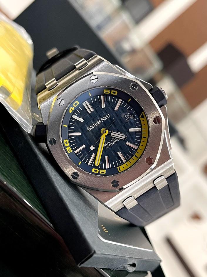 Royal Oak Offshore  Diver 15710ST.OO.A027CA.01 #1