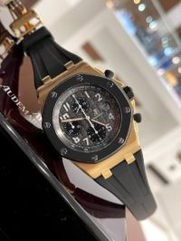 Швейцарские часы Audemars Piguet Royal Oak Offshore  Chronograph Gold 25940OK.OO.D002CA.02