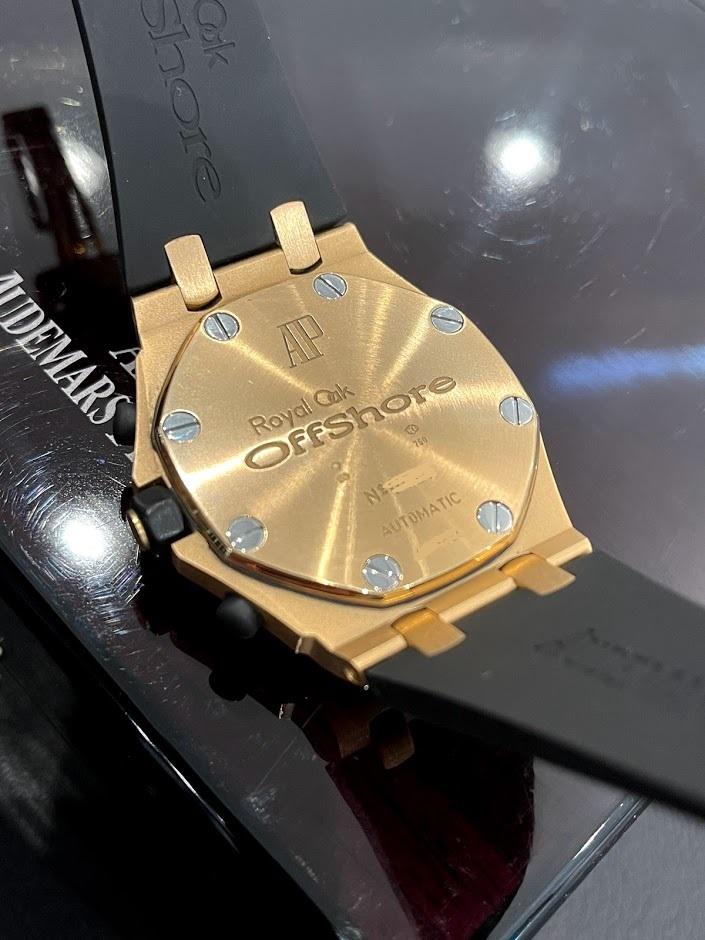 Royal Oak Offshore  Chronograph Gold 25940OK.OO.D002CA.02 #2