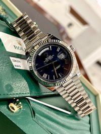 Швейцарские часы Rolex Day-Date 40 mm White Gold 228239-0007