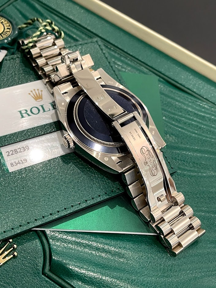 Day-Date 40 mm White Gold 228239-0007 #2