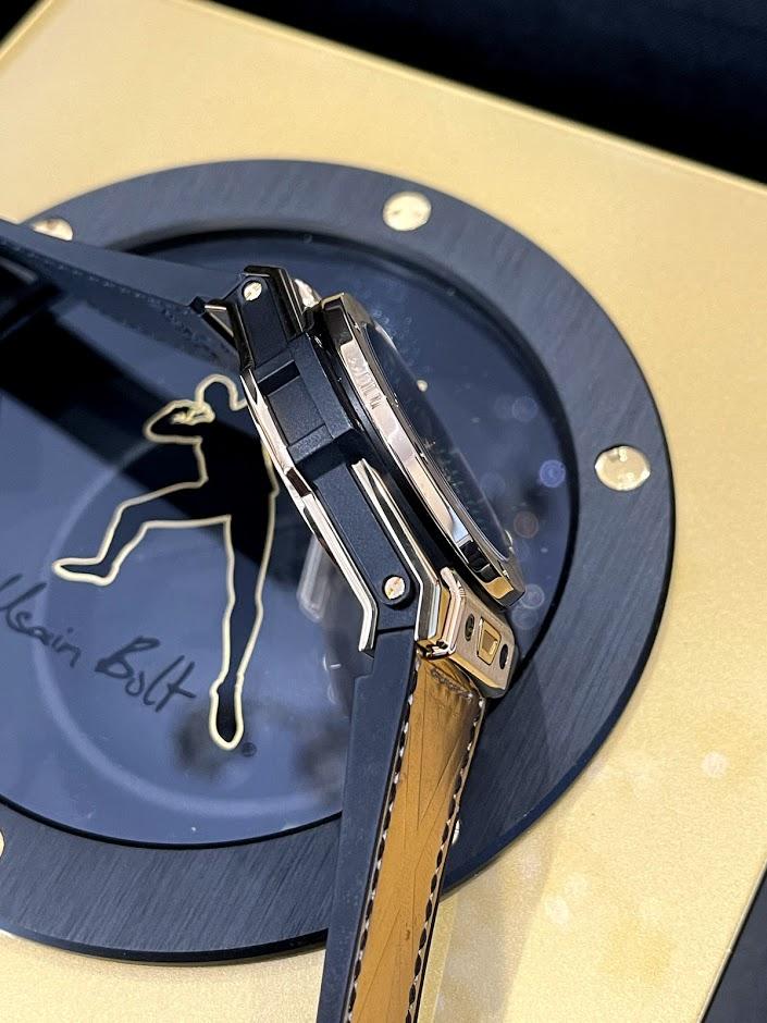 Big Bang Unico 45 mm Yellow Gold Usain Bolt 411.VS.1189.VR.USB16 #4