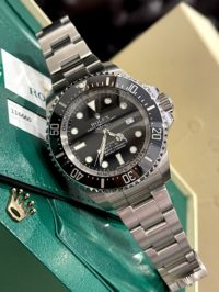 Швейцарские часы Rolex Deepsea 44mm Steel 116660