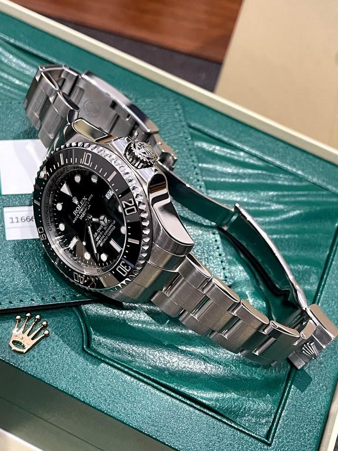 Deepsea 44mm Steel 116660 #3