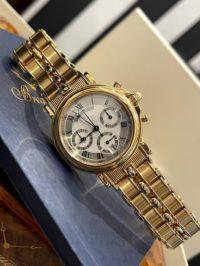 Швейцарские часы Breguet Marine. Chronograph 3460BA/12/A90