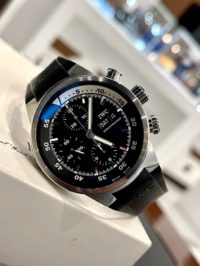 Швейцарские часы IWC Aquatimer Chrono-Automatic IW3719-33