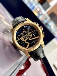 Швейцарские часы Ulysse Nardin Complications (Specialities) Exceptional Hourstriker Oil Pump 6106-131/E2-OIL