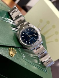 Швейцарские часы Rolex Perpetual Lady 177210