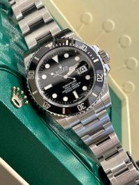 Швейцарские часы Rolex Submariner Date 40mm Steel Ceramic 116610LN-0001