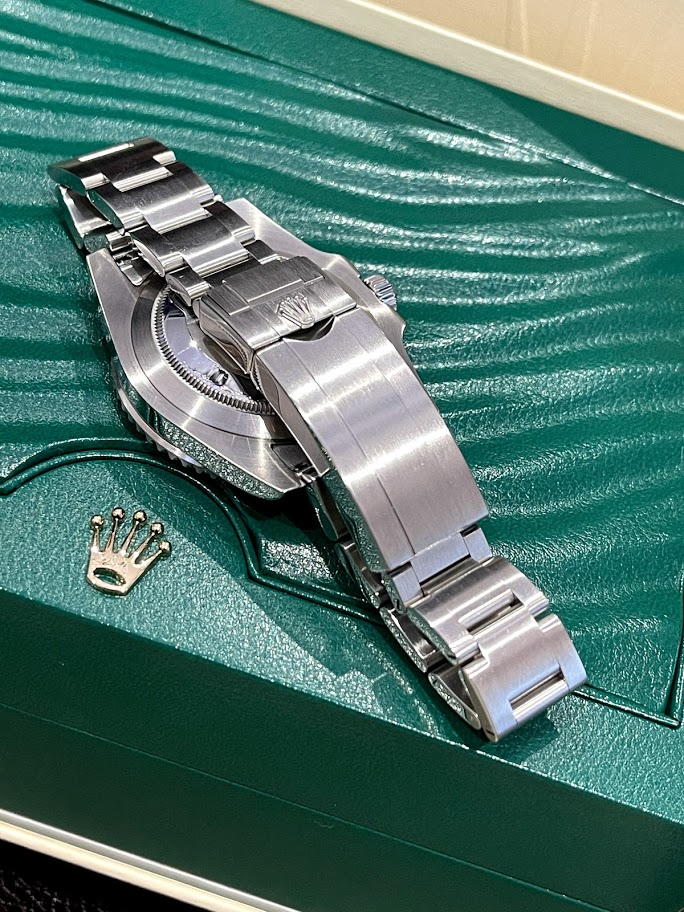 Submariner Date 40mm Steel Ceramic 116610LN-0001 #5