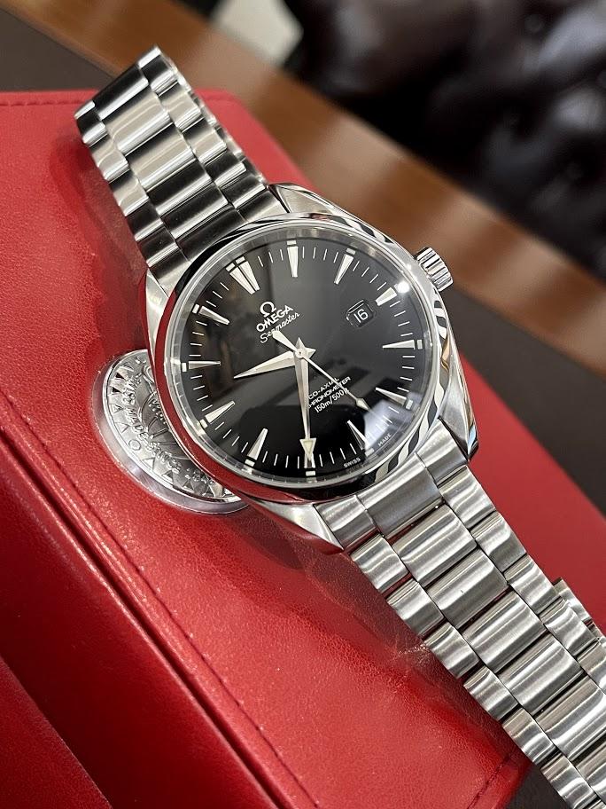 Seamaster Aqua Terra Big‑size Chronometer 2502.50.00 #1