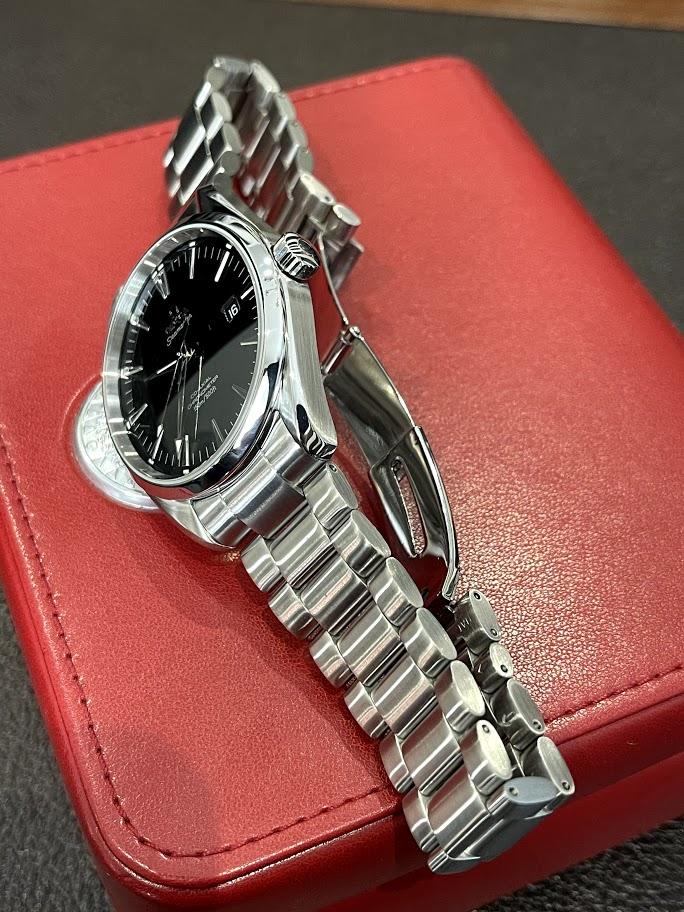 Seamaster Aqua Terra Big‑size Chronometer 2502.50.00 #3