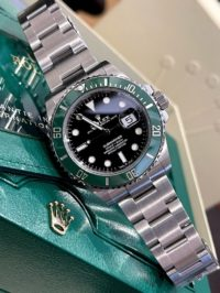 Швейцарские часы Rolex Submariner Date 41 mm Steel 126610lv-0002