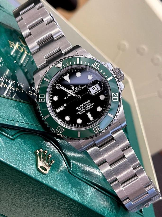 Submariner Date 41 mm Steel 126610lv-0002 #1