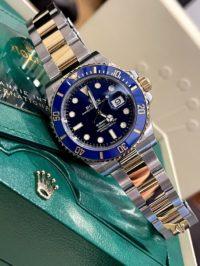 Швейцарские часы Rolex Submariner Date 41 mm Steel and Yellow Gold 126613lb-0002