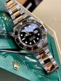 Швейцарские часы Rolex SEA-DWELLER 4000 126603-0001