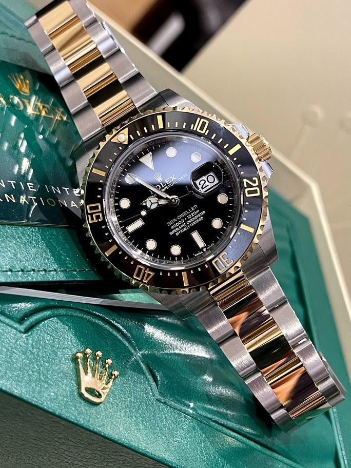 SEA-DWELLER 4000 126603-0001 #1