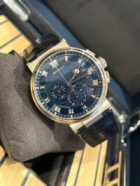 Швейцарские часы Breguet Marine 5527BB/Y2/9WV