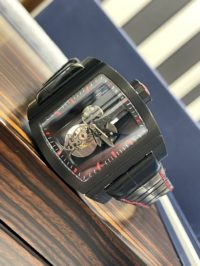 Швейцарские часы Corum Golden Bridge Ti-Bridge Tourbillon 022.703.94/0F01 0000