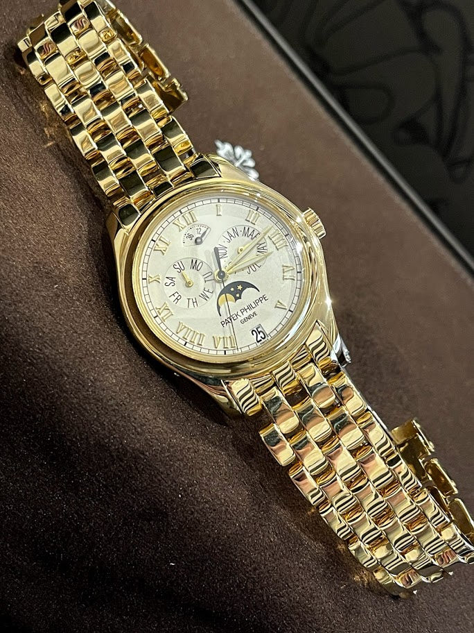 Complicated Watches Annual Calendar 5036 J #1