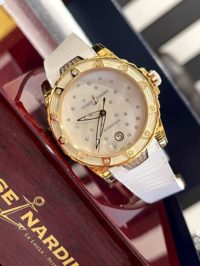 Швейцарские часы Ulysse Nardin Diver Lady Starry Night 8156-180E-3C/20
