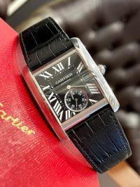Швейцарские часы Cartier Tank W5330004