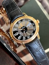 Швейцарские часы Audemars Piguet Millenary Selfwinding 3 Hands Date 15320OR.OO.D002CR.01