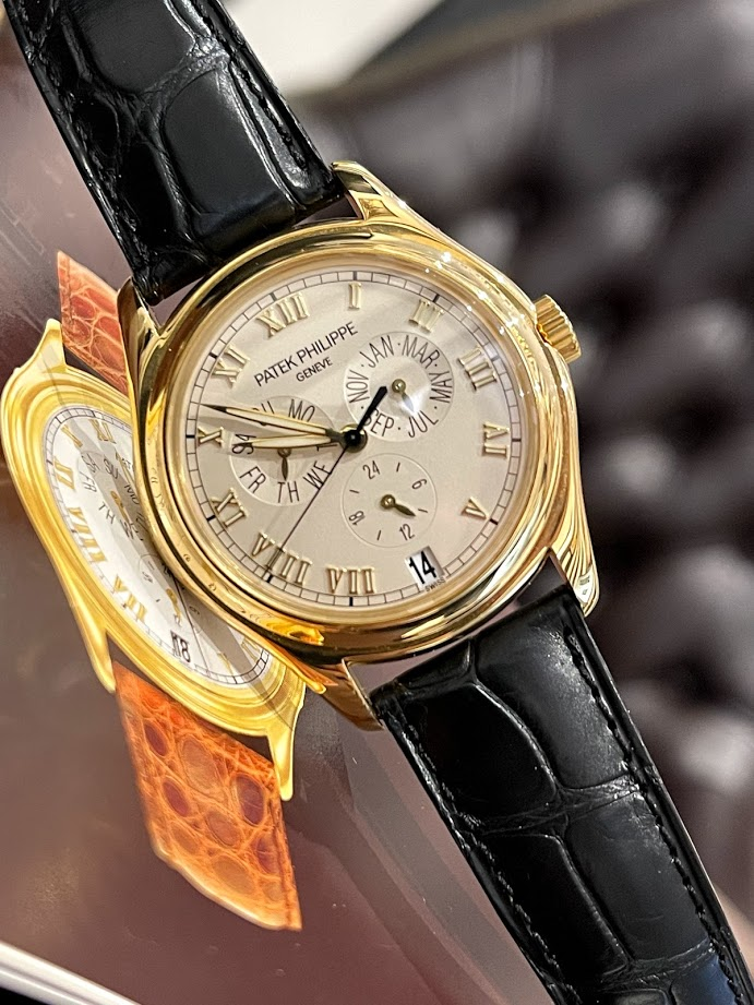 Complicated Watches Annual Calendar 5035j-001 #1