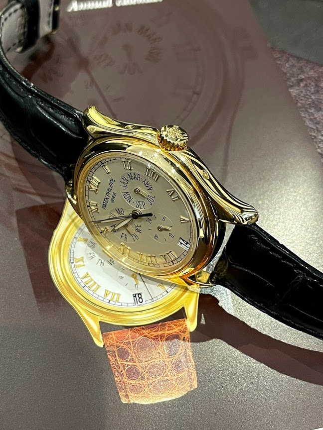 Complicated Watches Annual Calendar 5035j-001 #3