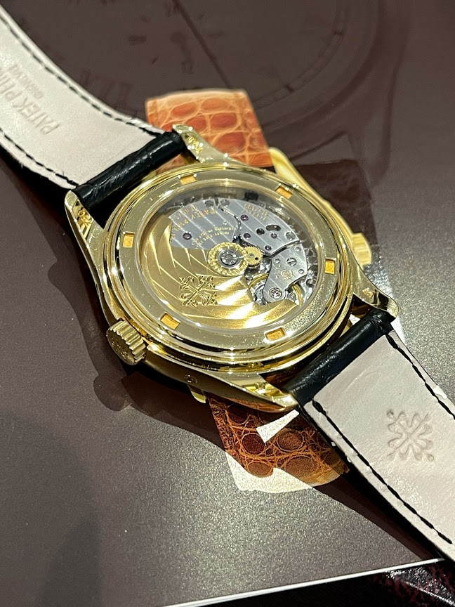 Complicated Watches Annual Calendar 5035j-001 #2