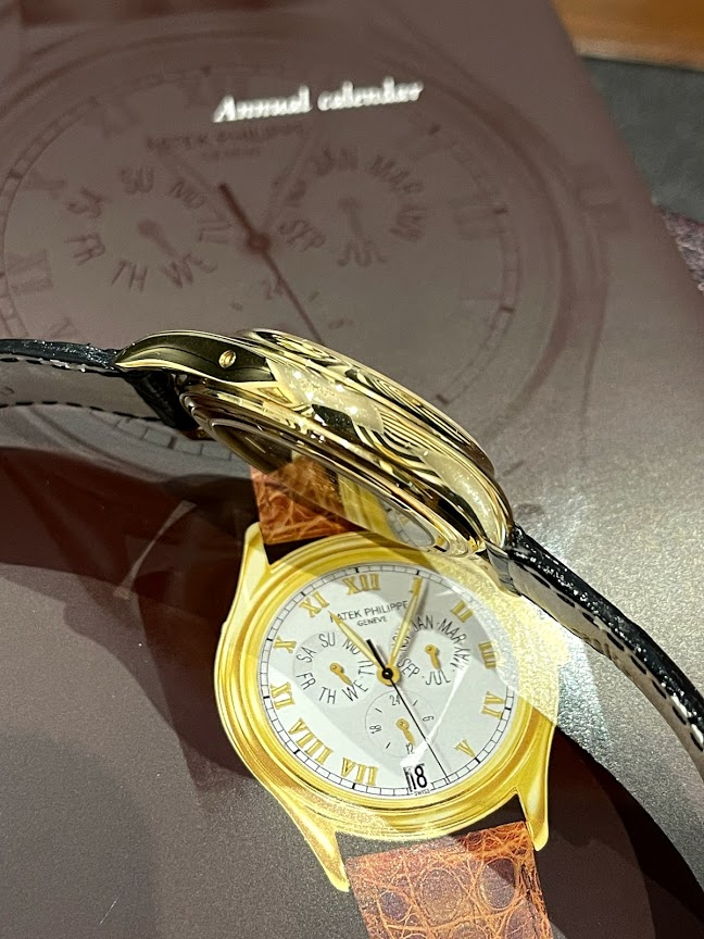 Complicated Watches Annual Calendar 5035j-001 #4