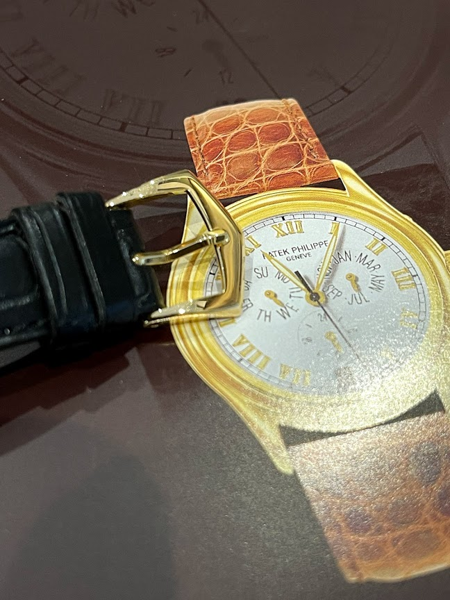 Complicated Watches Annual Calendar 5035j-001 #5