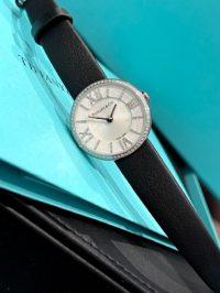 Швейцарские часы Tiffany & Co. Atlas  2-Hand 24 mm Watch 4367661SV