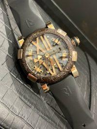 Швейцарские часы Romain Jerome Titanic-DNA  Steampunk RJ.T.AU.SP.003.01