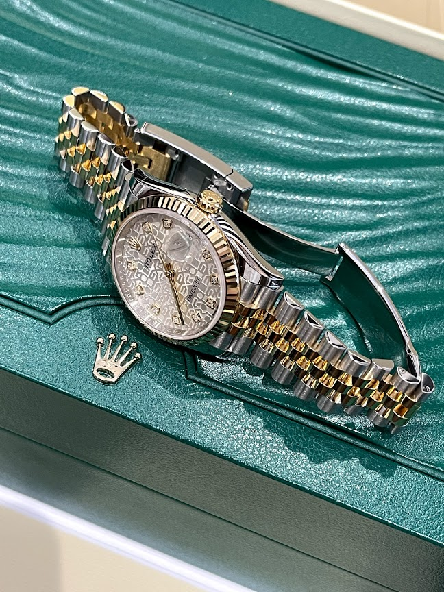 Datejust 36mm Steel and Yellow Gold 126233-0027 #3
