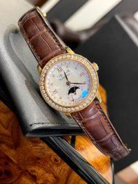 Швейцарские часы Blancpain Léman Moon Phase Complete Calendar 2360-2991A-55
