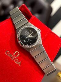 Швейцарские часы Omega Constellation Quartz 24 mm 123.15.24.60.01.001