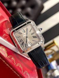 Швейцарские часы Cartier Santos de Cartier SANTOS-DUMONT XL WSSA0032